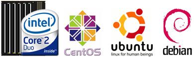 Dedicated Servers OS