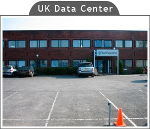 BlueSquare Data in Maidenhead, Berkshire, UK
