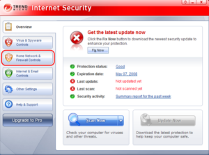 Unblock a Website in Trend Micro