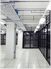 AU Data Center 03 - FULLY REDUNDANT NETWORK