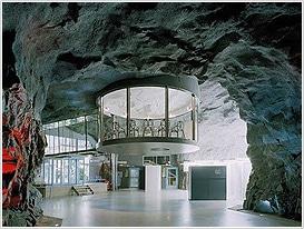 Ultra-modern Underground Data Center
