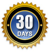 Unquestionable 30-day-Money-Back Guarantee