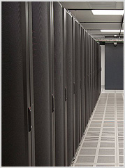 USA Data Center Servers Rack 1 - FULLY REDUNDANT NETWORK