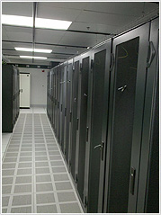 USA Data Center Servers Rack 2 - FULLY REDUNDANT NETWORK