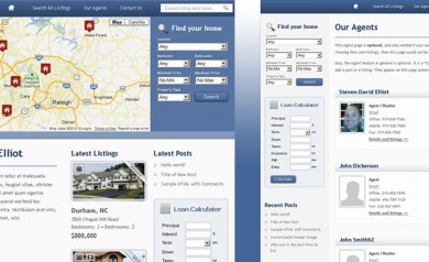 ABD Technology Web Design for Real-Estate-Business