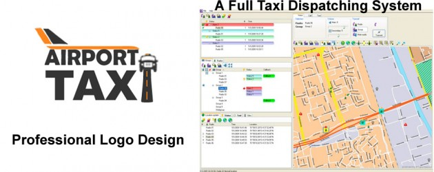 ABD Technology Logo Design & Dispatching system for Taxi-Cab-Shuttle