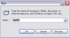 WinXP-Open-regedit