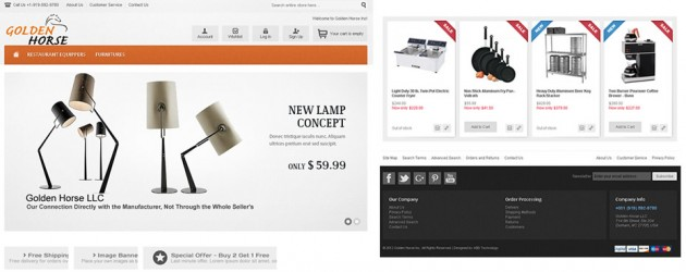 Online-Store-Web-Design-Golden-Horse-Business