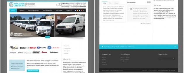 Appliance-Service-Center-Repairs-Business-Web-Design-Development