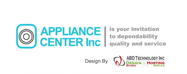 The-Appliance-Service-Center-Logo-Design-by-ABD-Technology