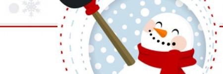 snowman merry_christmas
