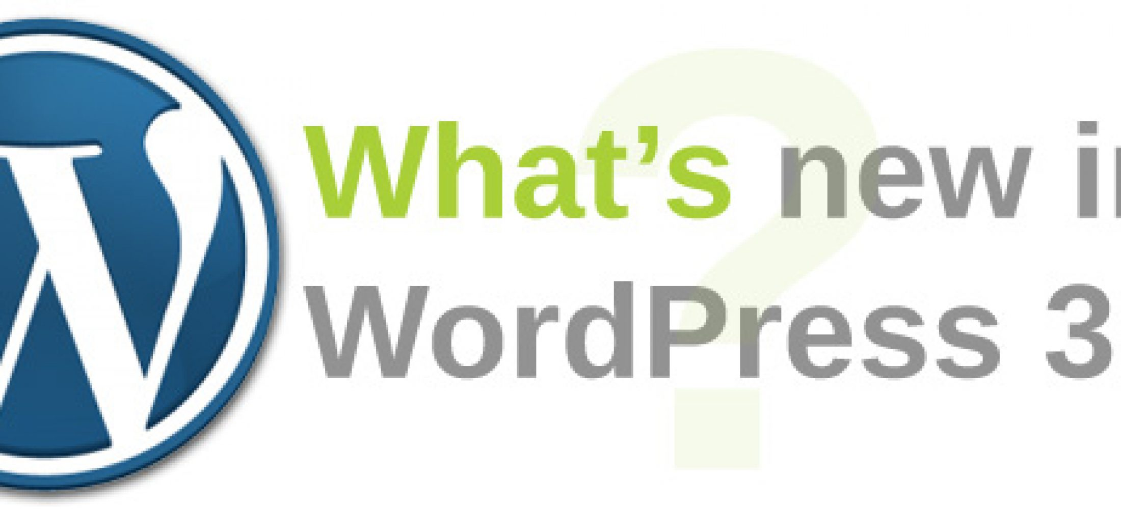 WordPress 3.5 released – don't upgrade yet