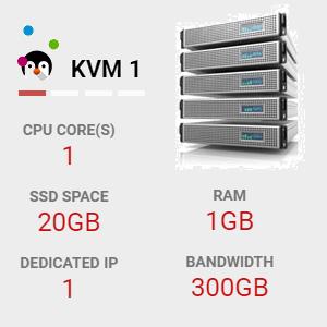 KVM-1-VPS-HOSTING