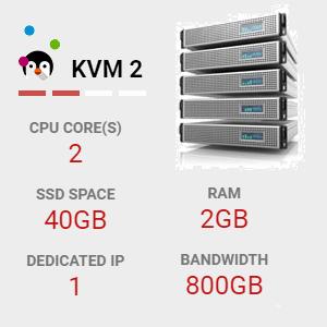 KVM-2-VPS-HOSTING